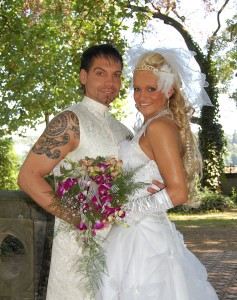 Hochzeitsfotos vom Meister